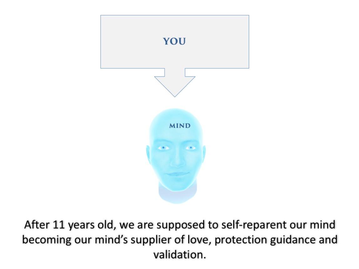Emotional dependency vs emotional freedom